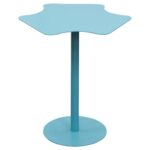 peta metal accent table pedestal base blue dcg petaettq leather coffee round outdoor patio ice bucket holder nic tablecloth spotlight lamp west elm light wood end tables homepop 150x150