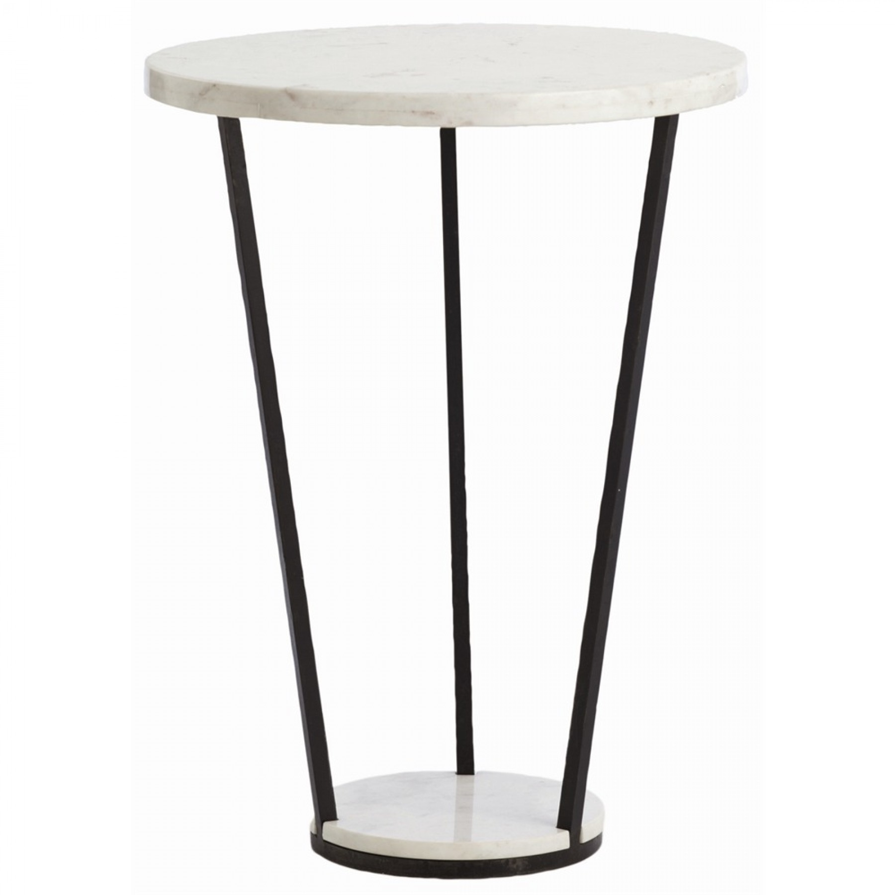 petra side table white accent ginger jar lamps green porcelain vita lampen chandelier lamp shades gray brown end tables jofran short skinny black round dining pearl drum stool