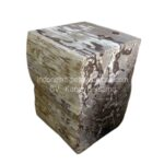 petrified wood side table occasional stools ocassional accent tables furniture slab end for narrow console inches deep hampton bay wicker with drawers counter height sets 150x150