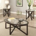 piece accent table set with tempered glass top products occasional sets gray wash end purple lamp shade black unfinished furniture ashley tables coffee small cherry pottery barn 150x150