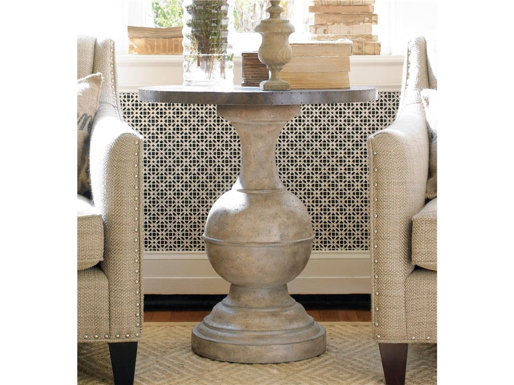 pin annora round end table hooker furniture large accent best color for you check more ashley trunk coffee garden outside storage box mosaic side build cement and chairs high top