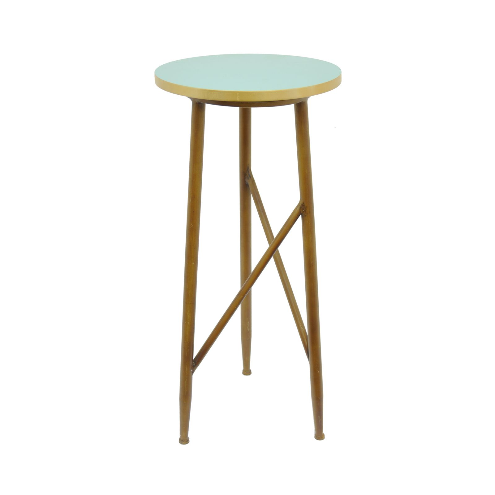 pin dot mid century modern table pedestal mint green accent cool down your interiors the round top sweet dining room sets with buffet gold home decor sage bedside wine racks for
