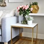pin katie bain home where the heart decor small gold accent table ikea side hack interiordesign casegoodsideas moder interior design ideas clearance tables brass coffee runner 150x150
