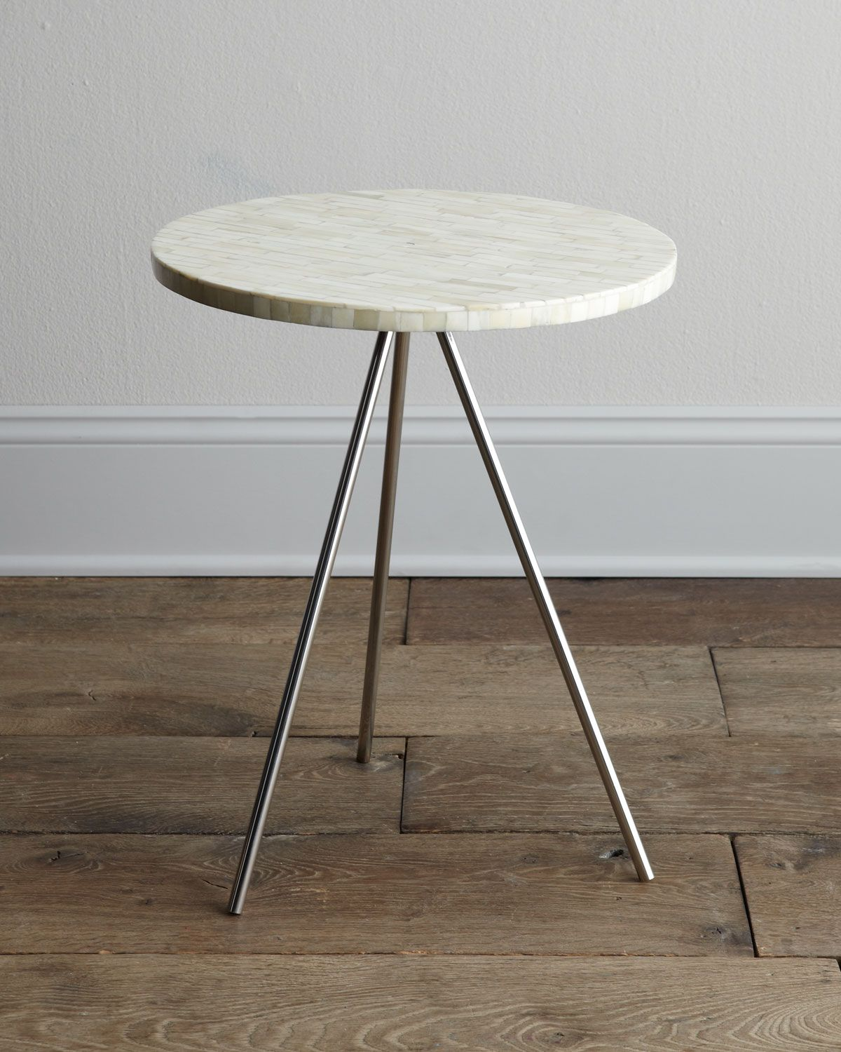 pin shisepan weberdist mawr metal accent table bryn side regina andrew design neiman marcus beautiful centerpieces for dining room fire pit set small and chair circular cotton