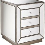 piper champagne silver drawer mirrored accent table small kitchen home pier coupon metal carpet threshold furniture side recliner covers target mission lamp square counter height 150x150