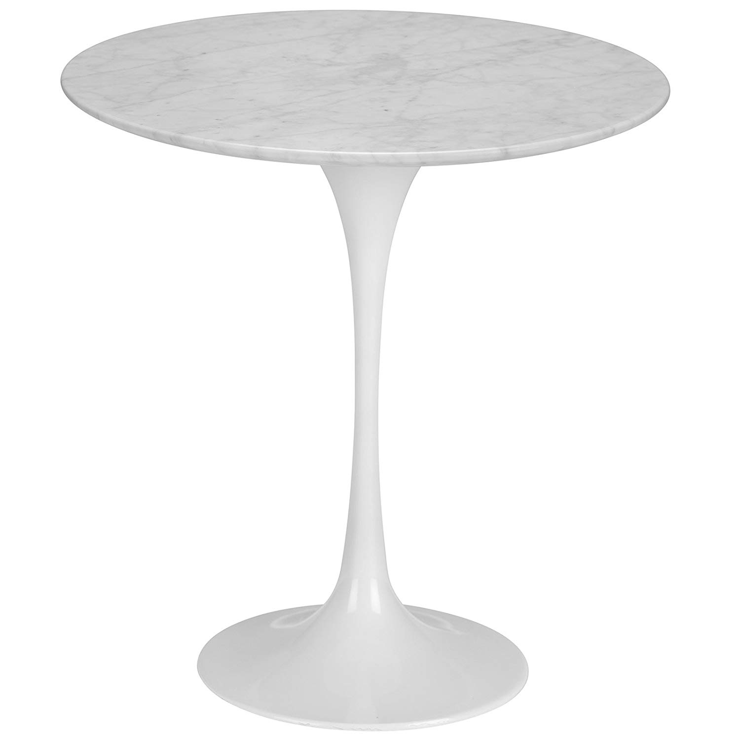 poly and bark daisy marble side table white base zfjqel accent kitchen dining pub height wide console tablecloth for small round outdoor furniture cherry tablet eagle screen porch