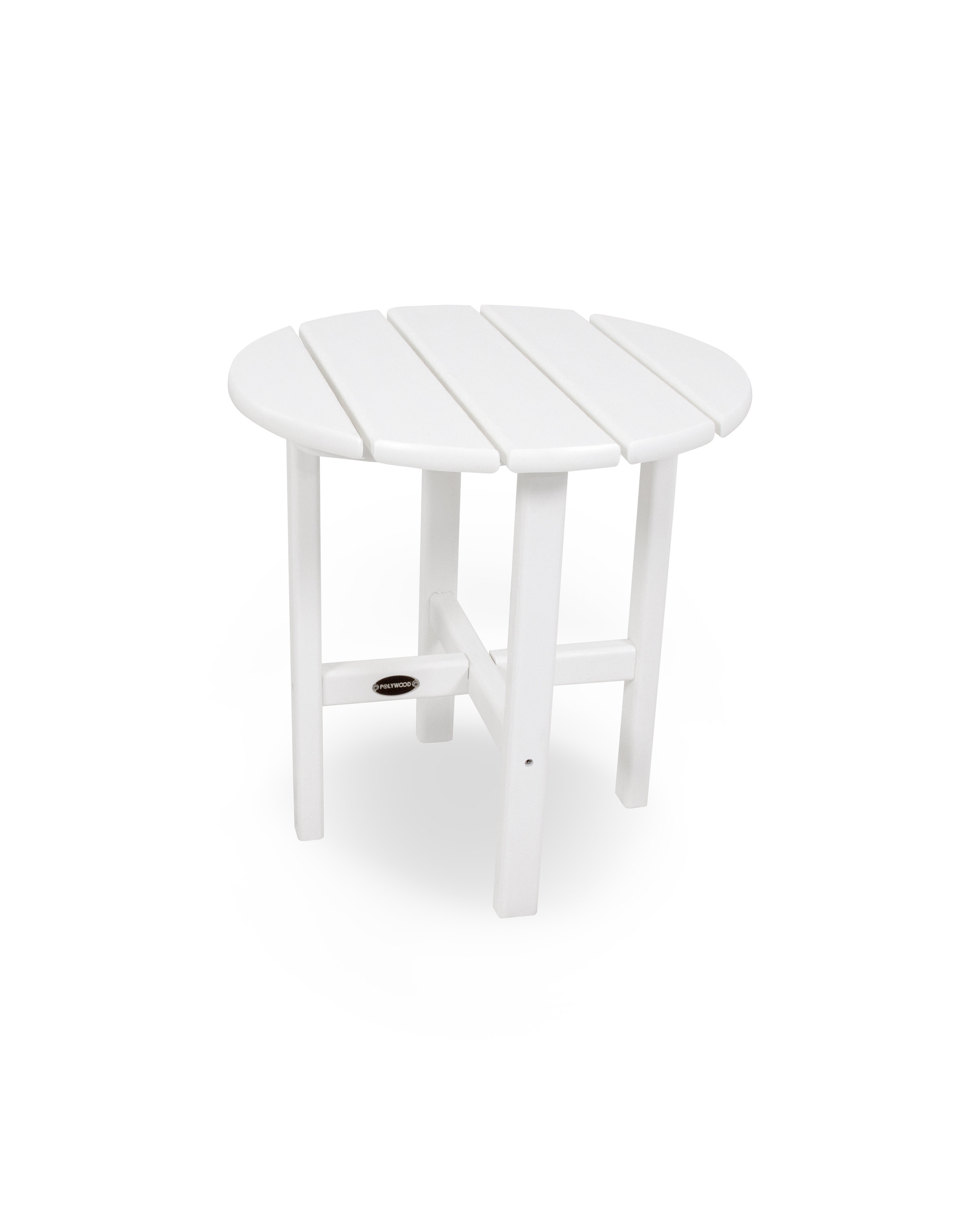 polywood side table reviews outdoor folding accent umbrella for outside tile top patio furniture storage box seat ikea rectangle dining cloth pottery barn reading lamp drum throne