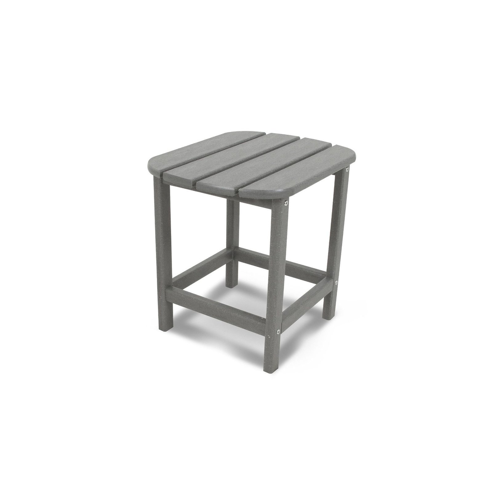 polywood south beach inch outdoor side table free shipping metal today sequin tablecloth white tray target file cabinet wood for furniture brass end glass top patio clearance