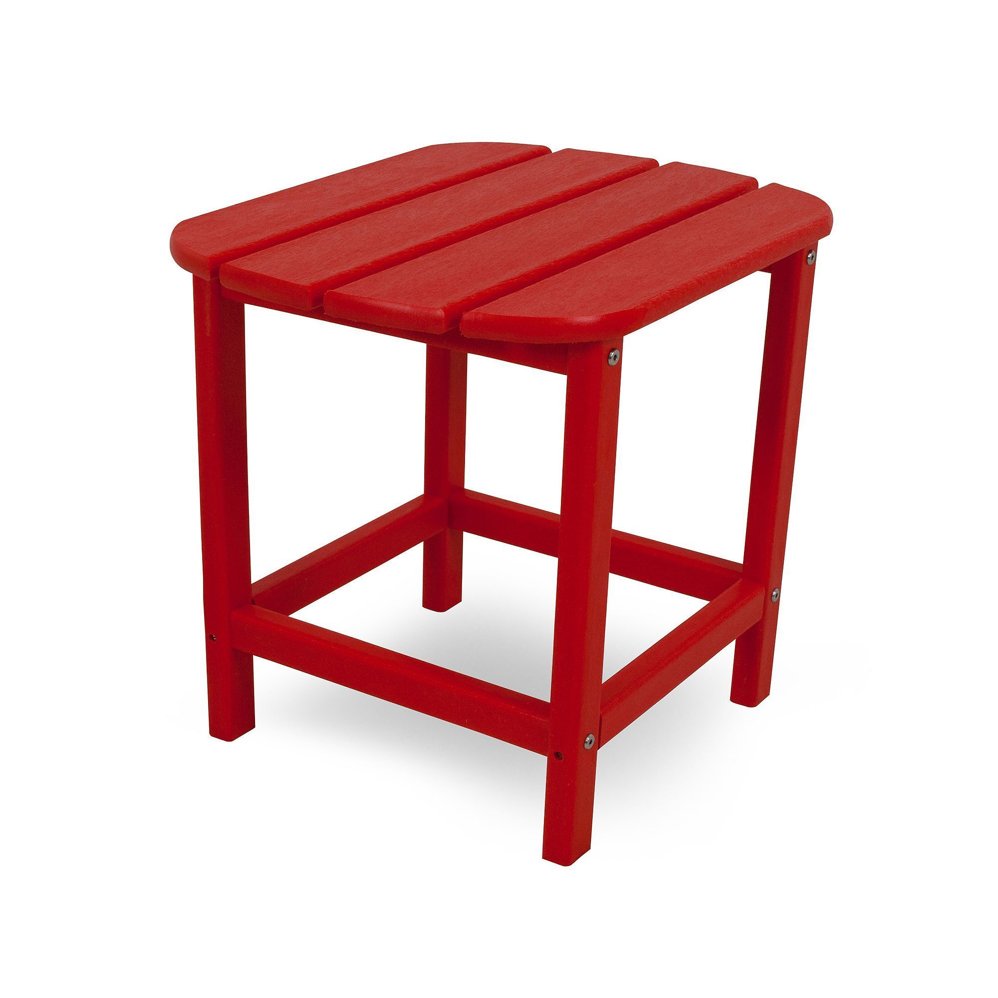 polywood south beach outdoor side table products red accent polywooda target chairside purple tiffany style lamps telephone and seat home decor tripod dark wood trestle dining