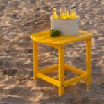 polywoodreg south beach recycled plastic side table outdoor yellow piece dining set antique lamps beautiful headboards small end tables target round folding ikea farmhouse seats 150x150