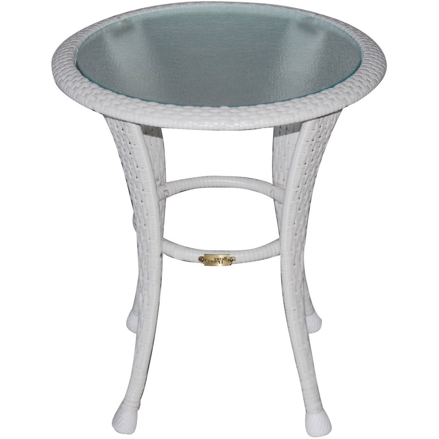 popular patio umbrellas with accent table regard widely used better homes and gardens azalea ridge round outdoor side umbrella furnishings espresso end metal drum cabinet wedding