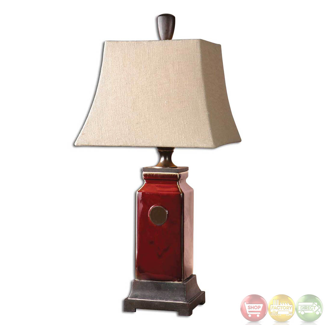 porcelain table lamps for living room modern asian lamp floral base vintage ese oriental accent full size outdoor side drum leg kit pottery barn floor shades coffee small wooden