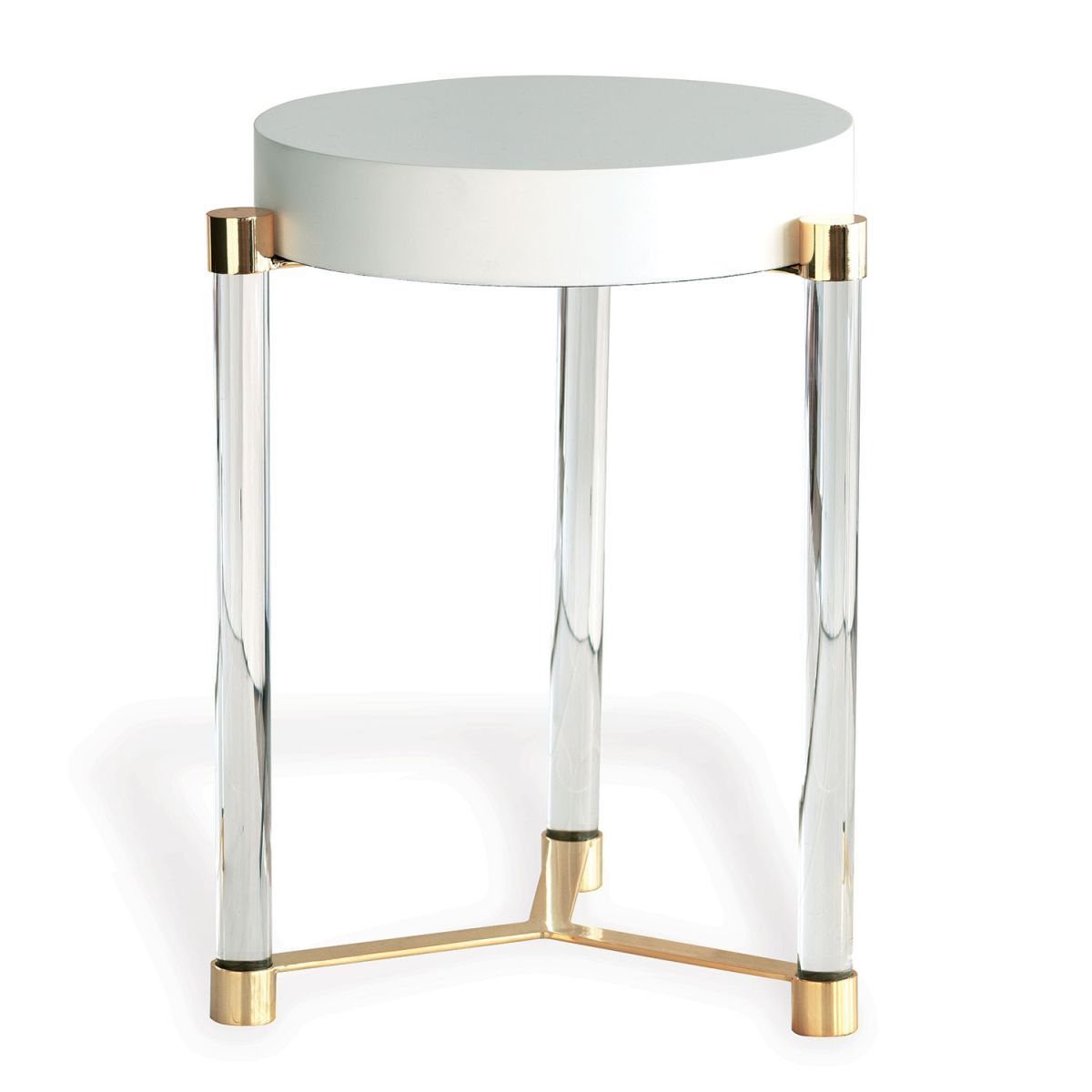 port afds maxwell white gold accent table small wooden kitchen wood and side world market end inch round carpet cover strip outdoor daybeds clearance imitation furniture tiffany