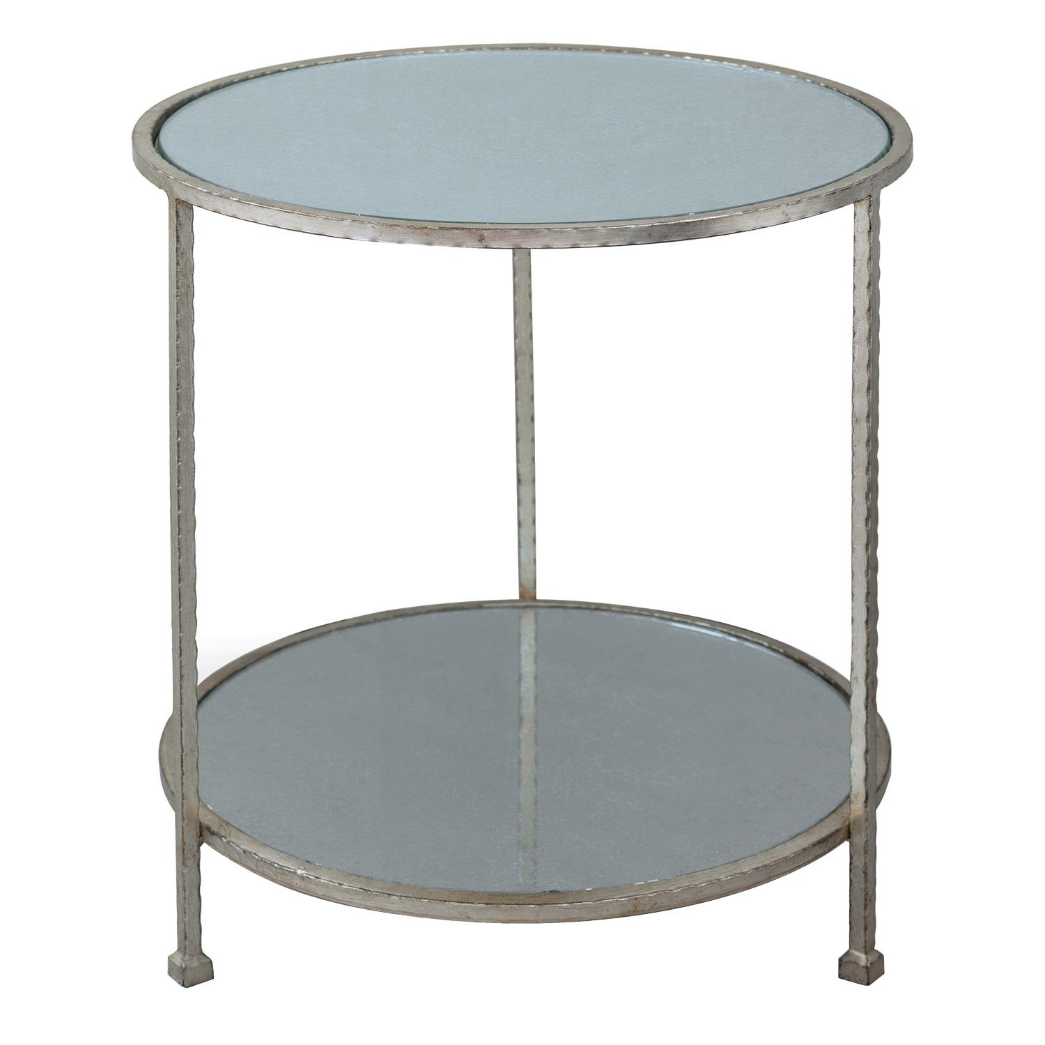 port harper silver table house round accent our end use next sofa with lamp between two chairs made aged leaf cast metal frame rustic gray green side craftsman style furniture