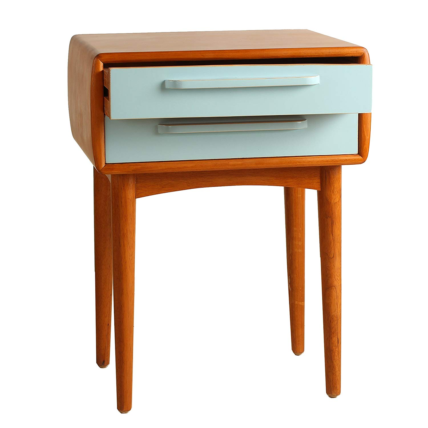 porthos home amelia double drawer walnut end table winsome wood cassie accent with glass top cappuccino finish white kitchen dining light blue tables for small rooms dog kennel