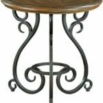 portolone accent table metal base woodstock furniture dining room ture distressed side unique outdoor tables bathroom clock quilted runner patterns decorative accents for living 150x150