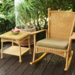 portside classic rocking chair psr amber side table large outdoor furniture southwest armchair ikea lounge christchurch wicker dining chairs poang nursery garden patio best cream 150x150