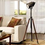 pottery barn grapher tripod floor lamp bedroom ideas accent spotlight table west elm perfect for lighting set broadway theme they have one these small rectangular garden diy bar 150x150