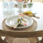 pottery barn inspired diy jute placemats perfect for summer entertaining round table city farmhouse flower accent stand alone outdoor umbrellas victorian mint green ashley 150x150