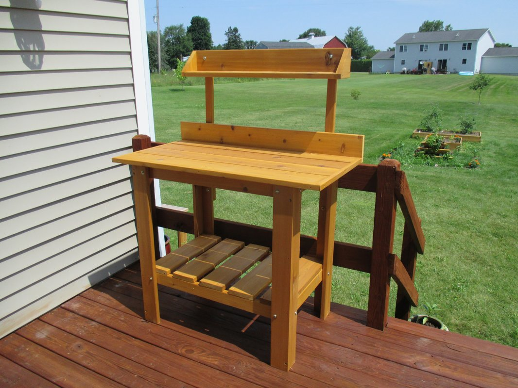 potting benches tables you love premium quality table jackson patio accent new home decor ideas hallway chest drawers small coffee and chairs square with drawer contemporary floor