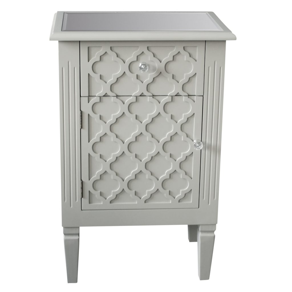 powder room ideas please your guests sophia threshold mirrored accent table with drawer ashley end usb yellow dresser leather top modern console country cottage furniture outdoor