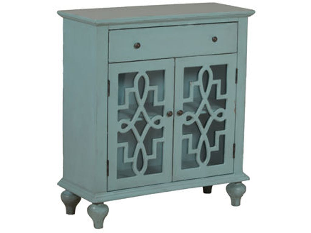 powell furniture living room blue fretwork console accent table lynchs company oriental style lamps murphy desk west elm media hobby lobby metal wall art tile patio outdoor hand
