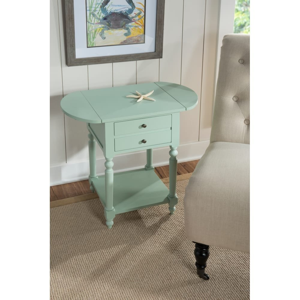 powell home fashions shiloh inch wide accent table with dropleaf drop leaf black free shipping today mirror teal metal side art deco furniture tiffany lamp shade replacement