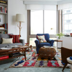 power couples sofas accent chairs few rules emily henderson cup living room low round table dining top decor tables with charging station counter height small bar battery operated 150x150