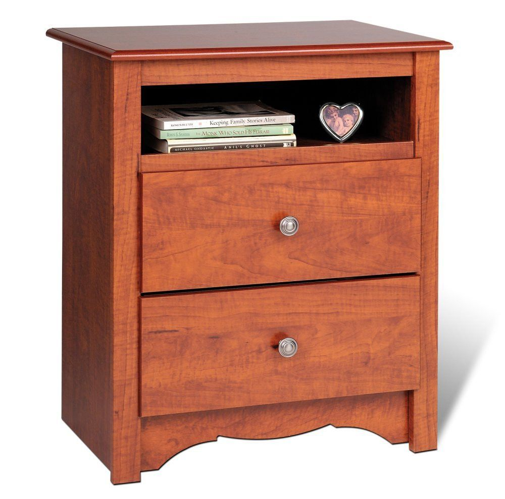 prepac wdc white monterey collection drawer tall night stand accent table modern dressers toronto diy gold winsome wood drop leaf set large lamp shades antique small tiffany style