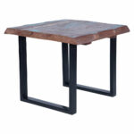 primitive end tables trower rustic table farmhouse style accent vintage corner antique folding barn door for bedroom mosaic garden bench half round top black lamps kitchen chairs 150x150