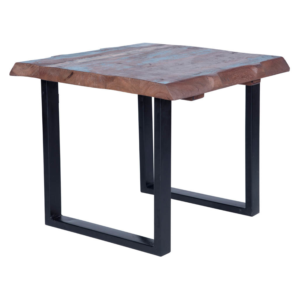primitive end tables trower rustic table farmhouse style accent vintage corner antique folding barn door for bedroom mosaic garden bench half round top black lamps kitchen chairs