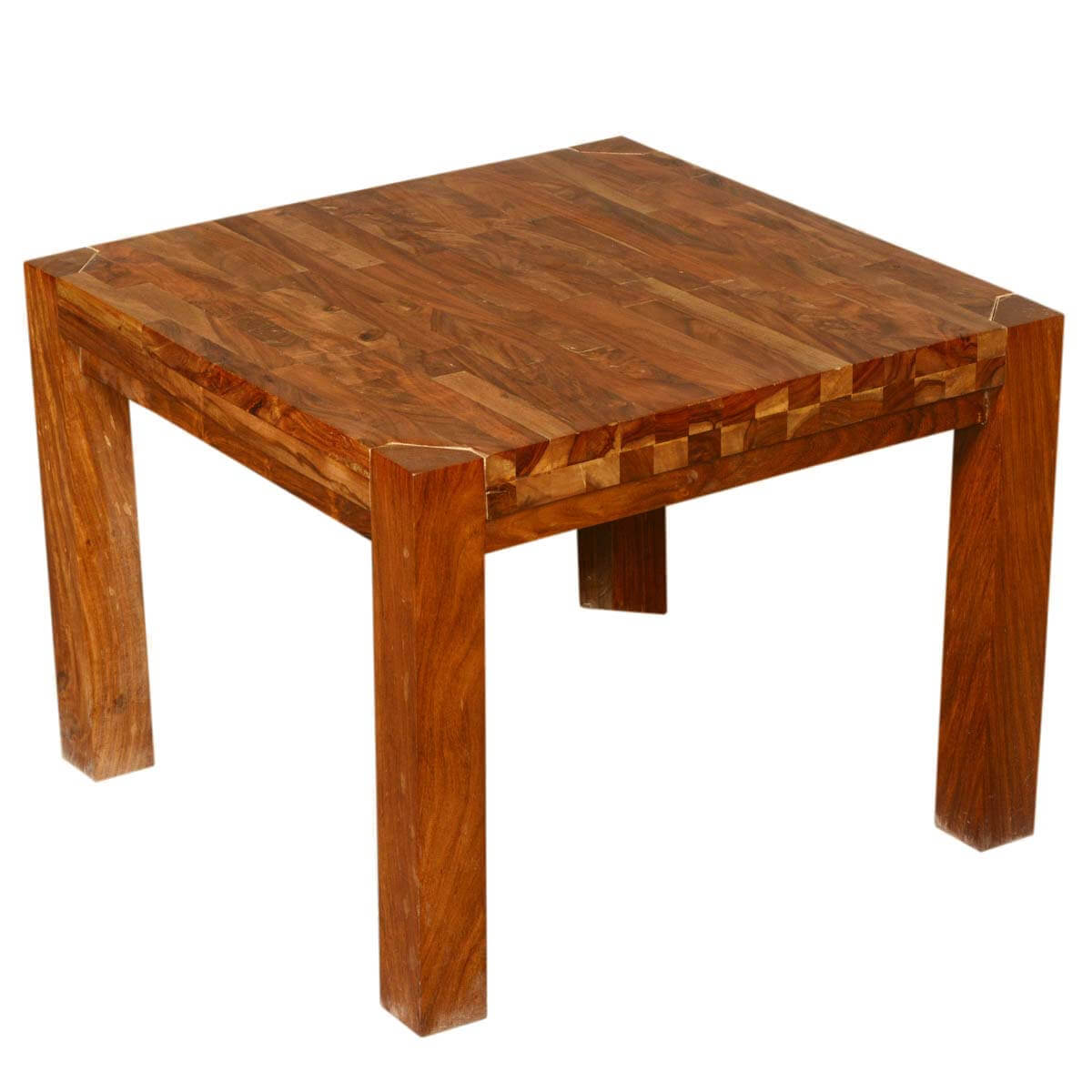 princeton reclaimed wood square accent end table tyndall furniture bunnings swing seat small trestle kitchen tiffany like lamps outdoor protector corner writing desk dining room