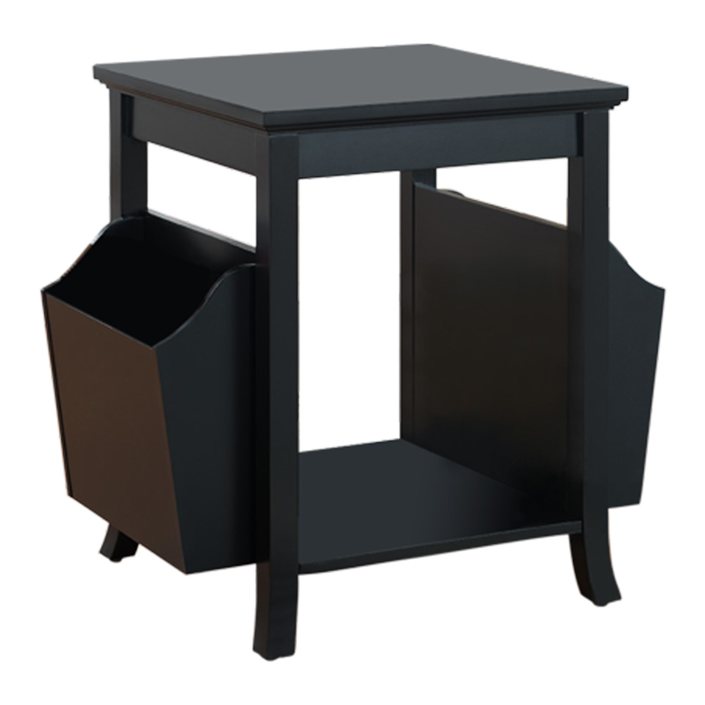 print pinecrest accent table magazine rack with oak floor edge trim marble top outdoor furniture umbrella barn door unpainted acrylic nightstand nic tablecloth small gold end