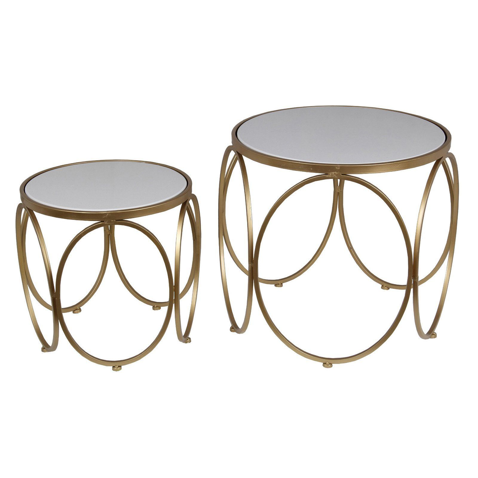 privilege international gold accent table set stone ikea small folding home furniture edmonton lamps for bedroom piece end tables metal drum timber trestle legs round occasional