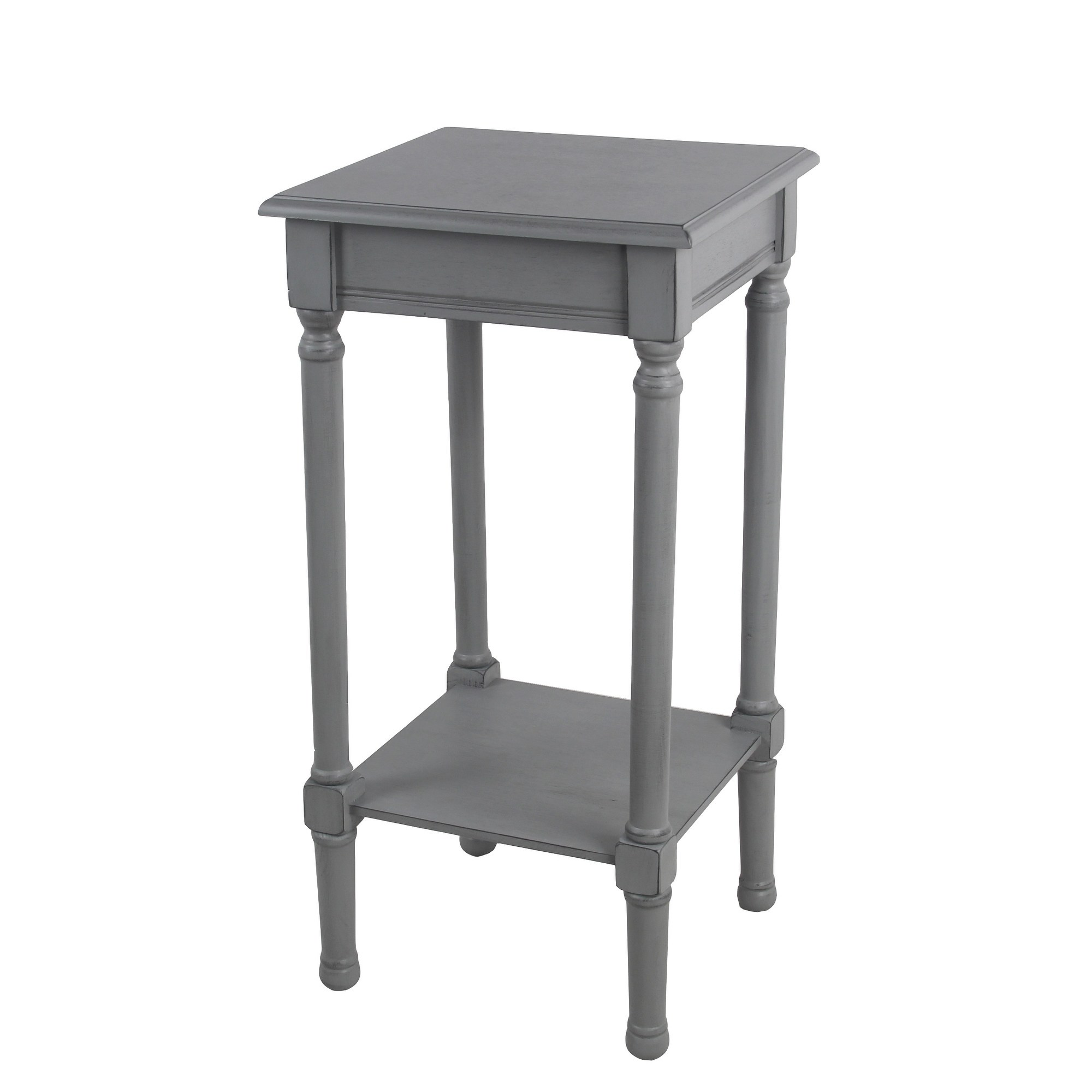 privilege vendee gray square accent table easy assemble tools required free shipping today ave six piece fabric chair and set nautical bathroom light fixtures narrow hallway