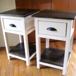 probably fantastic great mid century modern end table target pair diy narrow white bedside with storage and drawer floating nightstand tables desk king ideas flat platform frame 150x150