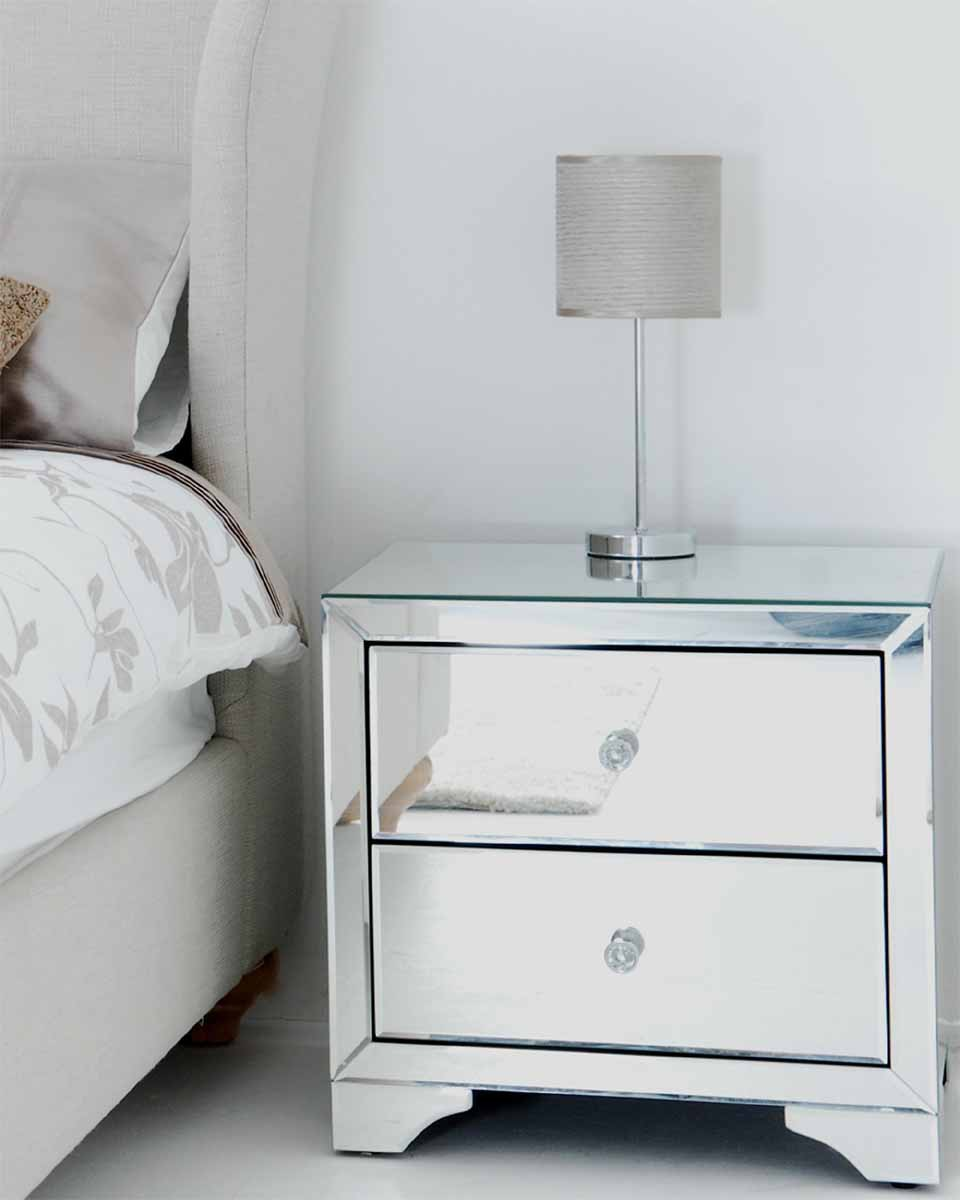 probably outrageous awesome monarch mirrored nightstand interesting side table furniture etienne fun drawer bedside tall nightstands shelves espresso ikea nights plus marvelous