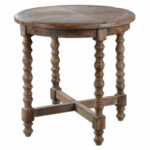 probably perfect nice antique wood end tables mira road uttermost samuelle reclaimed fir table bellacor hover zoom black rustic farmhouse decor dark grey bedside lamps small round 150x150