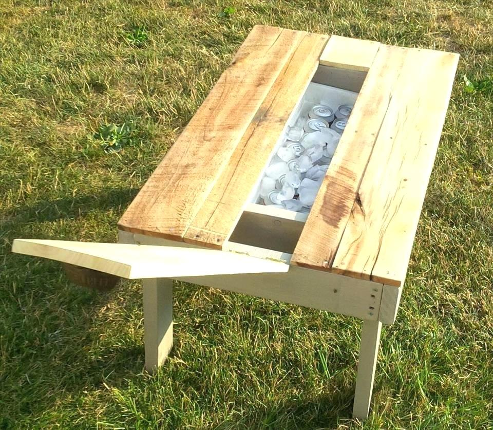 probably perfect nice end table with cooler jockboymusic side large size coffee cool pallet secret beer wine outdoor beverage concept and rustic long chest drawers small stool art