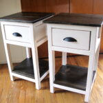 probably perfect unbelievable rustic wood and metal nightstand idea ana white narrow end table with basket storage small baskets save more space back thin coffee accent sofa side 150x150