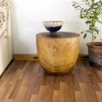 probably super awesome drum end tables wood mira road table oval home furniture oak walnut finish wal oil click floral sofa big lots sectional patio laptop stand drawer accent 150x150