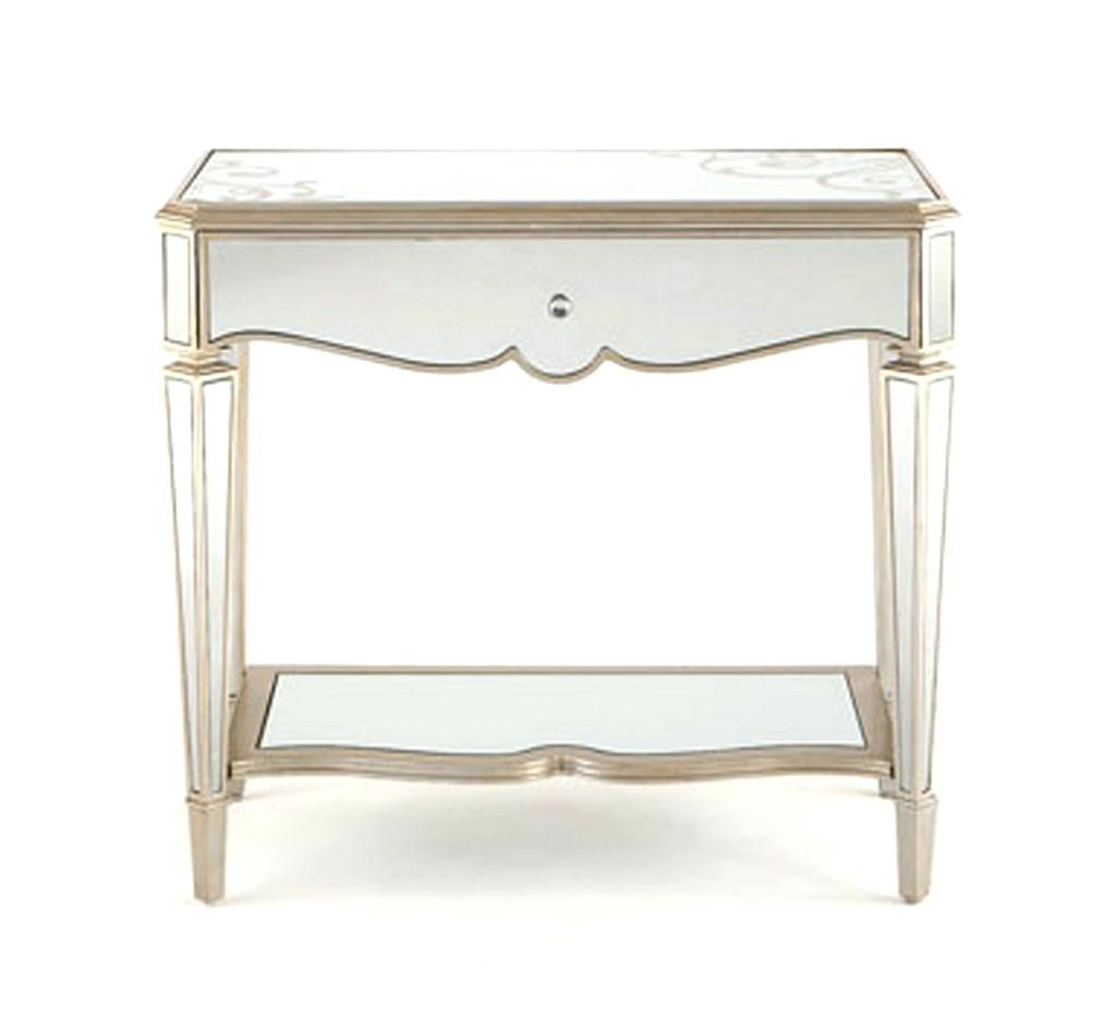 probably terrific amazing narrow side table bath and beyond the fantastic mirrored nightstand nightstands bedside glass tables for bedroom trendy with awesome mirror top deco