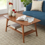 probably terrific cool solid wood coffee and end table sets better homes gardens reed mid century modern pecan glass side living room high round accent single memory foam mattress 150x150