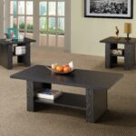 probably terrific unbelievable modern coffee and end table sets coaster occasional piece contemporary round collections toc set furniture mattress groups white oak legs ikea 150x150
