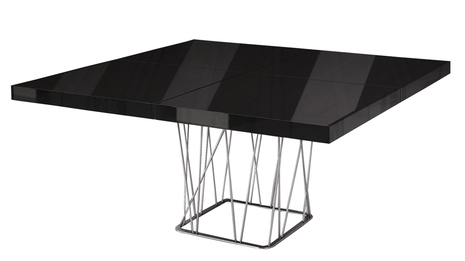 products wood lacquer material dining zuri modern cella table black new accent furniture wooden coffee designs storage chest tablecloths and placemats urban home pallet truck tool