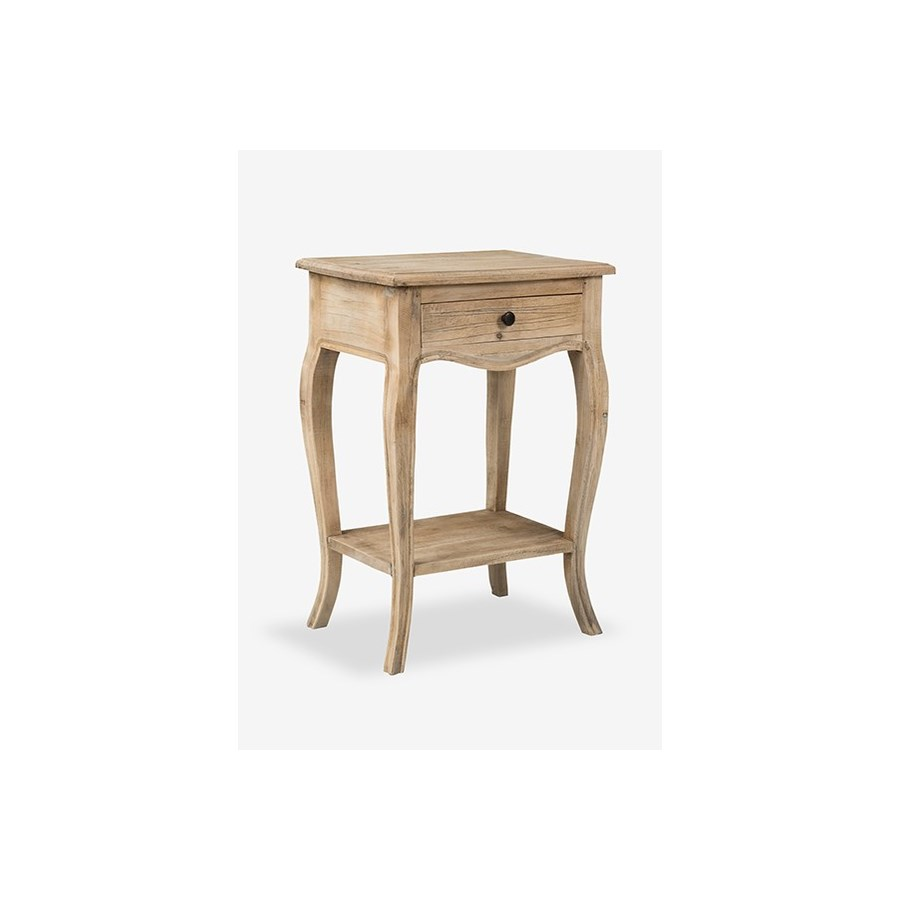 promenade side table with drawer and shelf accent tables square espresso coffee hall console marble cocktail patio dining sets gallerie chandelier room essentials brand drum seat