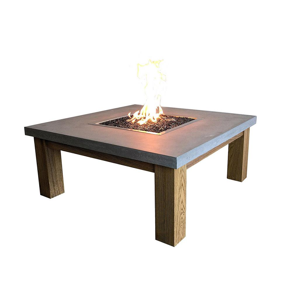 propane fire pits outdoor heating the gray modeno alton accent night table amish square concrete pit modern mirror side living room white cube bedside nautical end tables target