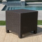 puerta outdoor wicker side table options brown vanity unit with basin monitor stand nesting sofa tables oak nightstand copper lamp round glass top luxury living room furniture 150x150