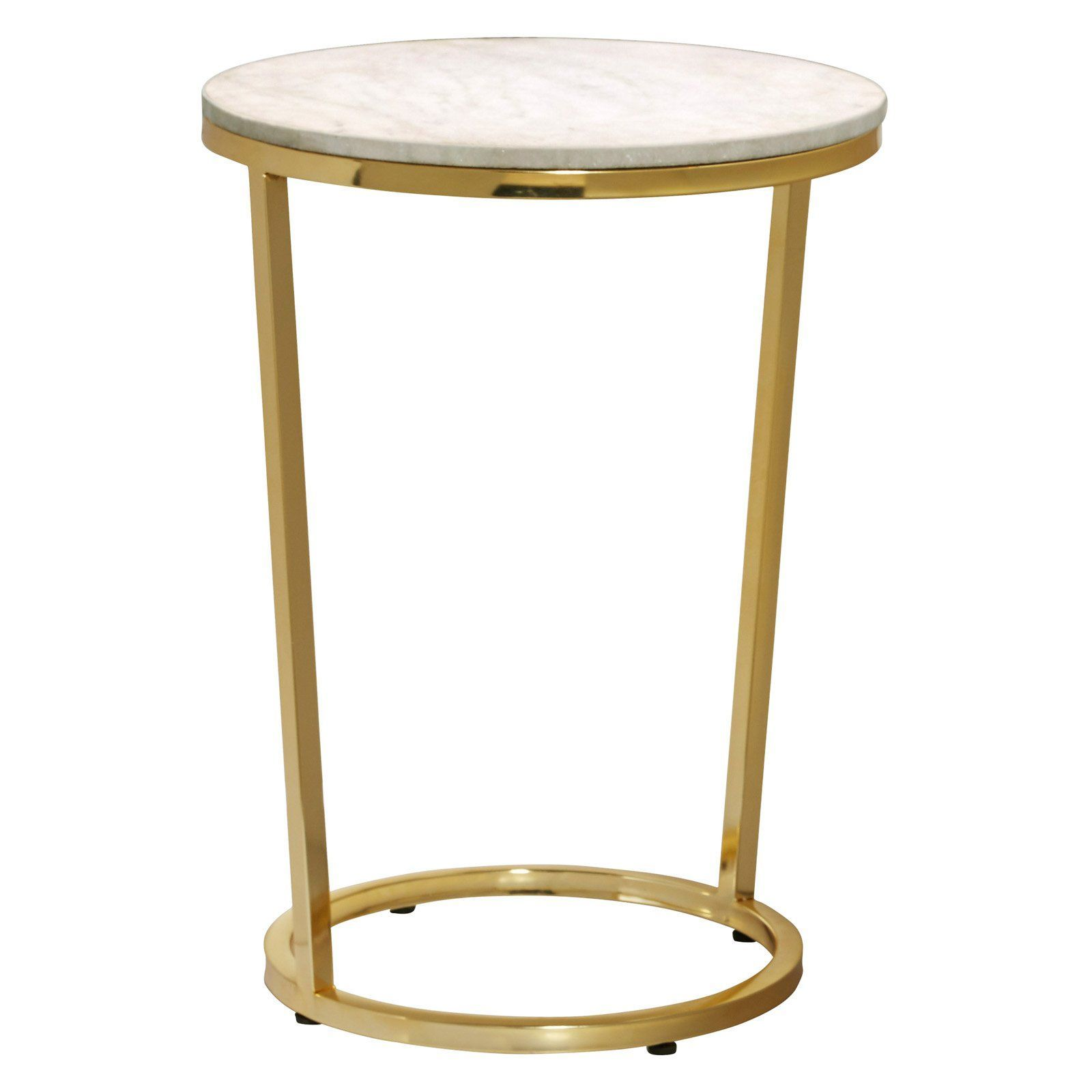 pulaski marble and steel accent table products gold the proves that simple can stunning base finished gleaming sets off sophisticated top distressed blue oval dining cover set