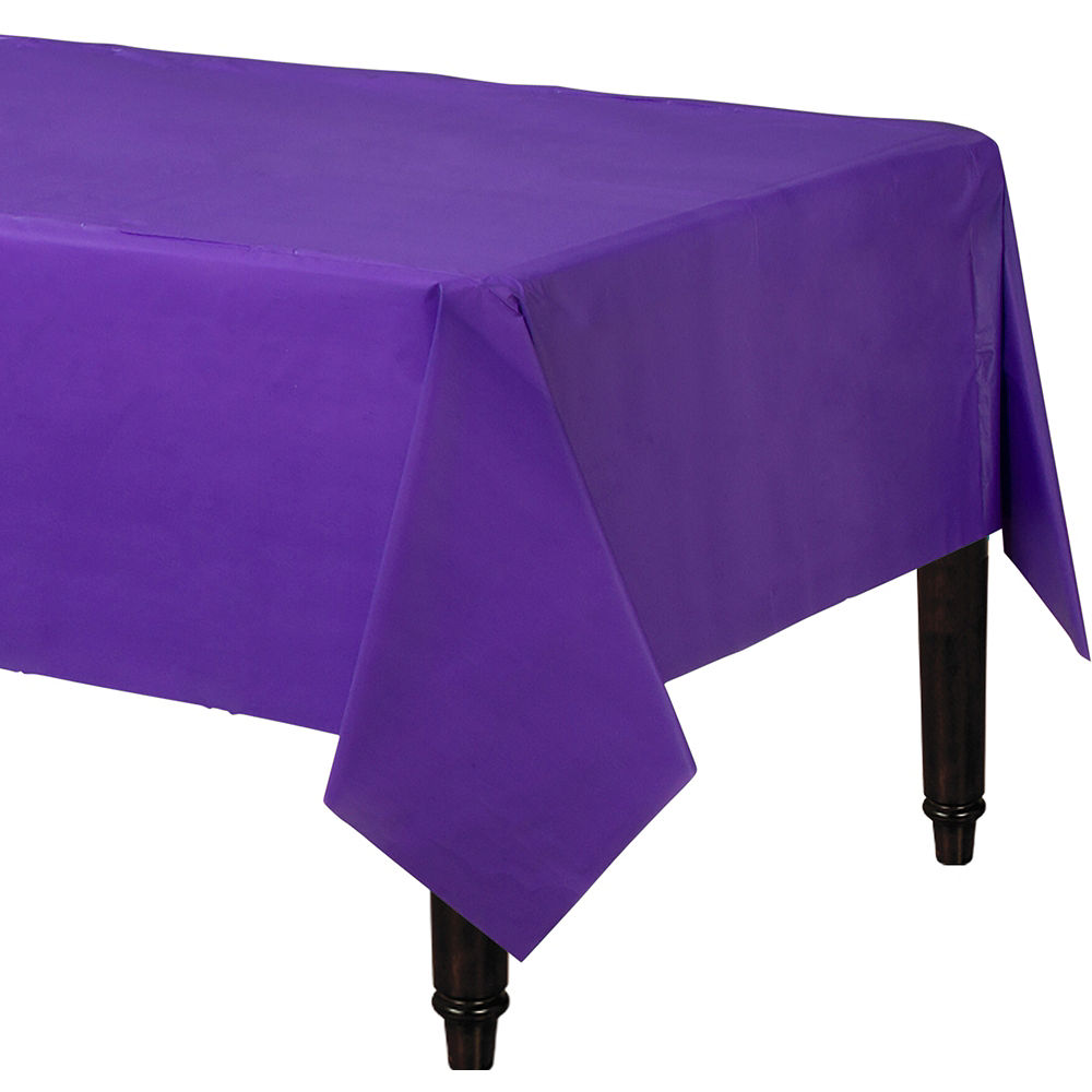 purple plastic table cover party city pdp threshold accent small wood side simple end plans console mainstays coffee glass top lamp white round dining set pier outdoor pillows